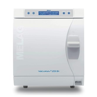 Melag Vacuklav 23B - Stand Alone 22 Litre B Class Autoclave