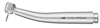 NSK S-Max M900WL Stainless Steel high speed handpiece LED Std Head For W&H coupling